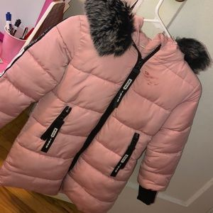 Other - Girls pink jacket